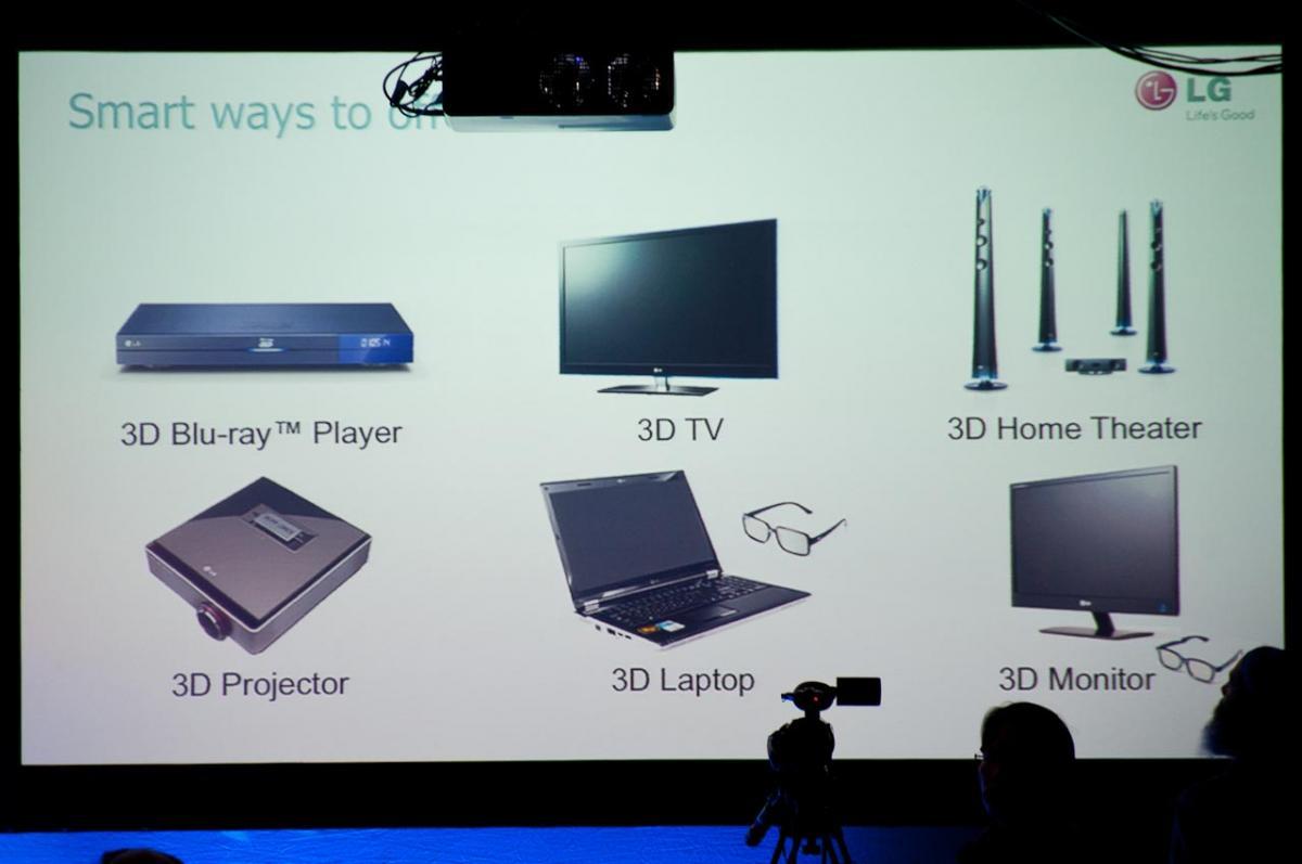 Az új passzív tévék a Cinema 3D családba tartoznak majd 71e90b8ef4