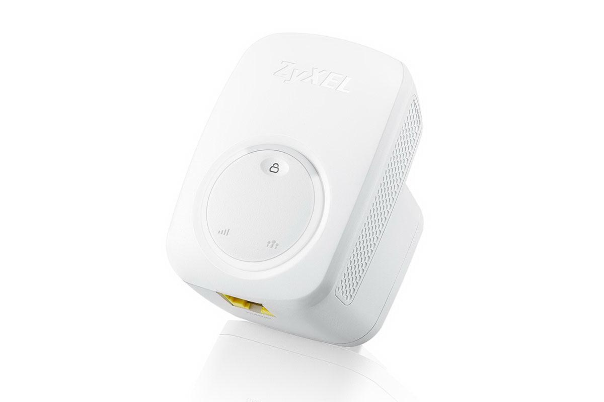Zyxel Wireless Extender N300 (WRE2206) teszt: Így lesz