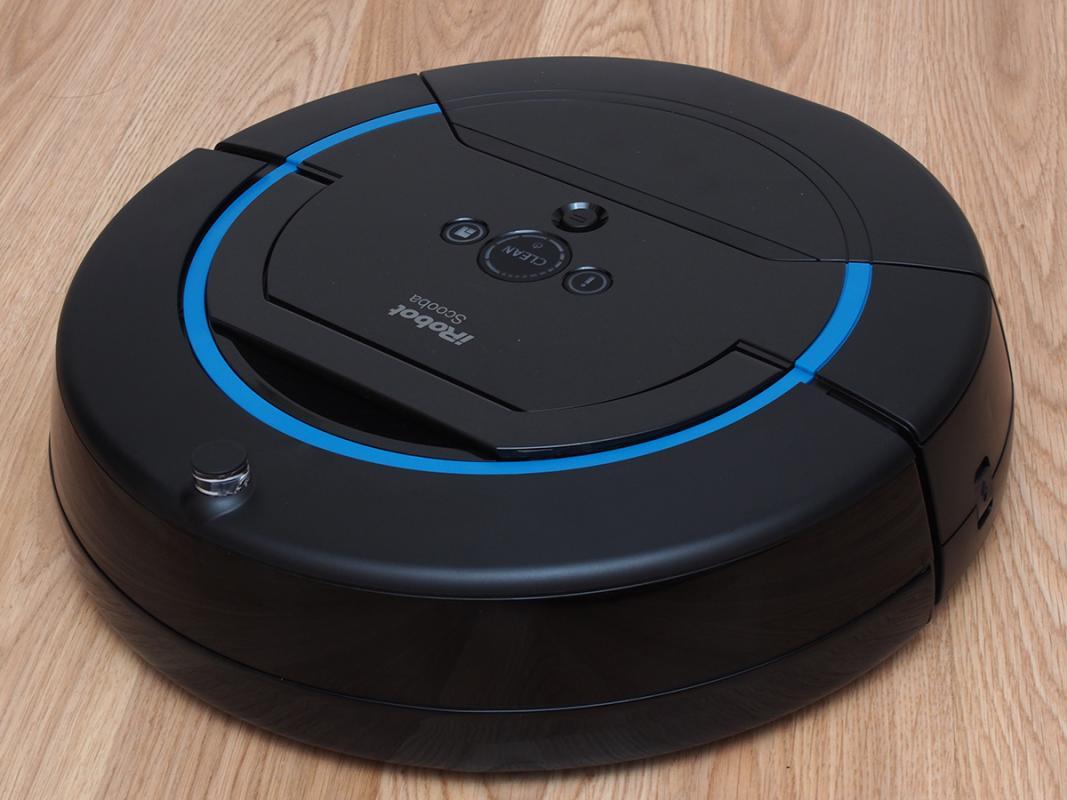 irobot scooba 450 felmos robot teszt. Black Bedroom Furniture Sets. Home Design Ideas