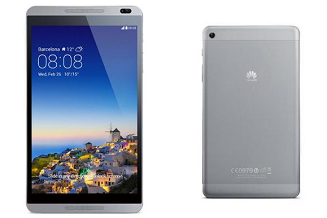 A Huawei a Mobile World Congress előtt egy nappal minden puskaporát  ellőtte  a vállalat leleplezett egy felsőkategóriás táblagépet is 990865b3dc