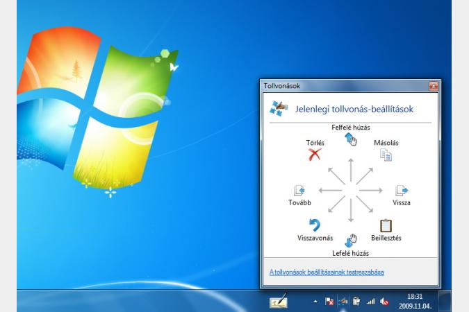 Windows 7: Windows Touch