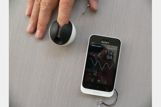 Vérnyomásmérés okostelefonnal - Geeks.hu
